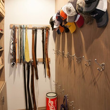 Transitional Closet by Mullet Cabinet