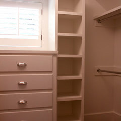 traditional closet by RJ Elder Design