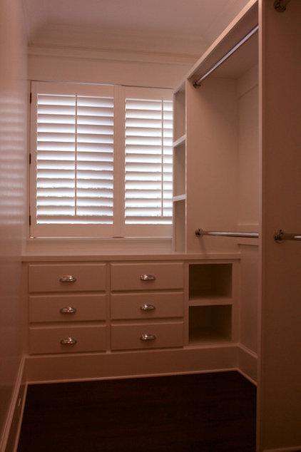 Traditional Closet by RJ Elder Design