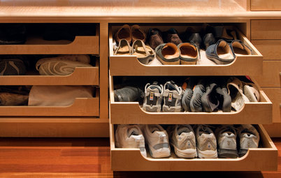 Get Organized: Storage Ideas for Shoes