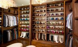 Robeson Design Closet and Shoe Storage Organization