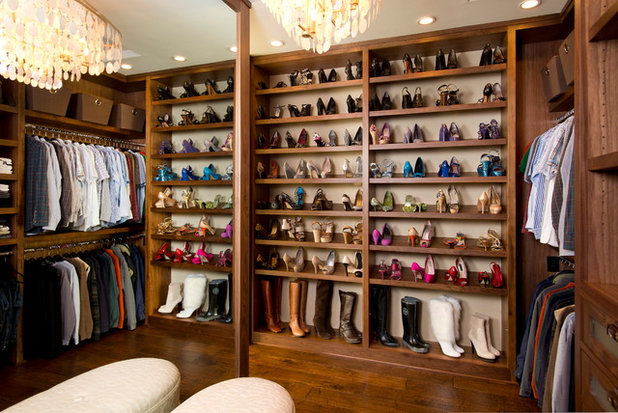 American Traditional Wardrobe by Robeson Design