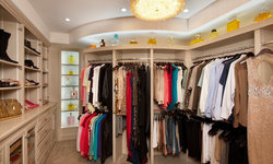 Robeson Design Storage Solutions for Custom Closets