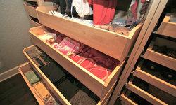 Robeson Design Teen Closet Storage Ideas Using IKEA! \