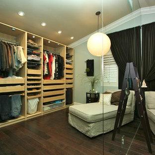 Стильный дизайн: гардеробная в стиле современная классика - последний тренд