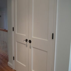 Traditional Closet by P. L. Johnson Construction, Inc.