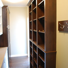 Traditional Closet by Werschay Homes