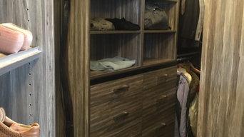 Rocky Fillerup Murray UT Master Walk in Closet