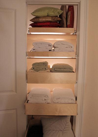 Modern Closet by Al Williams
