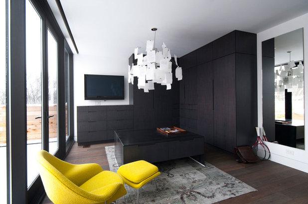 Modern Closet by Shirley Meisels