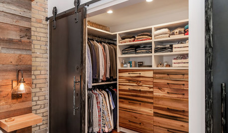 9 Features That Are Popular in Closets Now