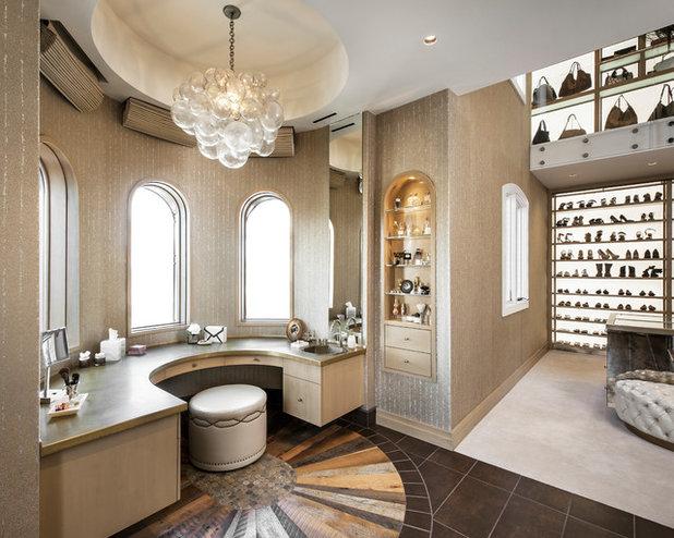 Amazing Southwestern Closet by POETZL architecture design