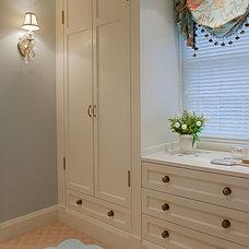 Traditional Closet by Patrick D. Jarosinski & Associates
