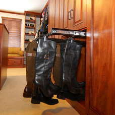 Traditional Closet by ClosetPlace