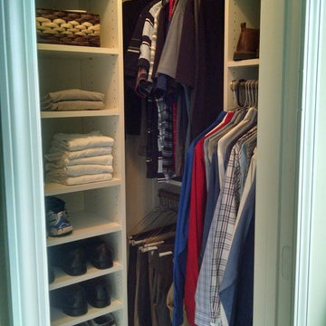 Samples of Reach In Closets