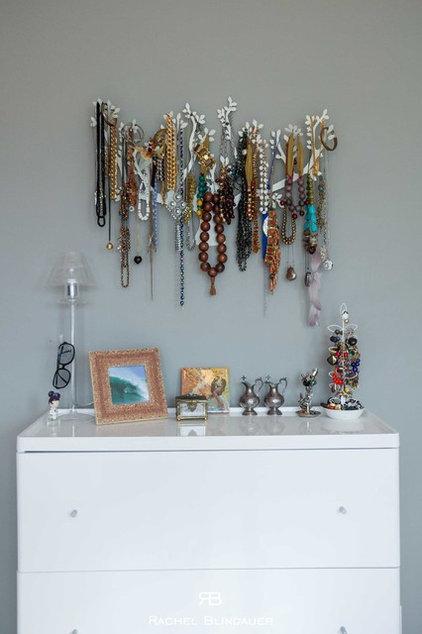 Eclectic Closet by Rachel Blindauer Interior Design