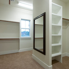 Traditional Closet by Nalle Custom Homes