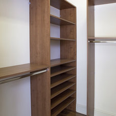Traditional Closet by Creative Kitchen Designs