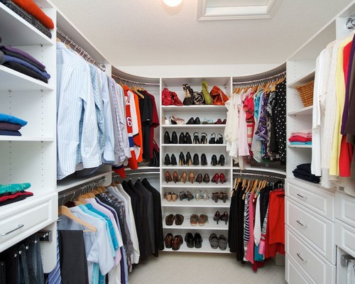 Curved Closet Rod Ideas Pictures Remodel And Decor