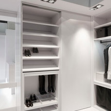 Contemporary Closet by Eggersmann Kitchens | Home Living
