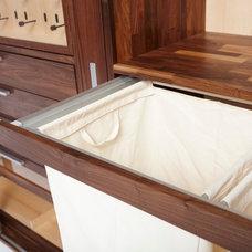 Contemporary Closet by Eggersmann Kitchens | Home Living