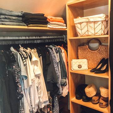 Seasonal Clothing Organization