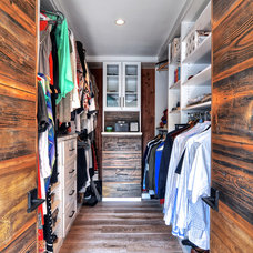 Beach Style Closet by SC Homes