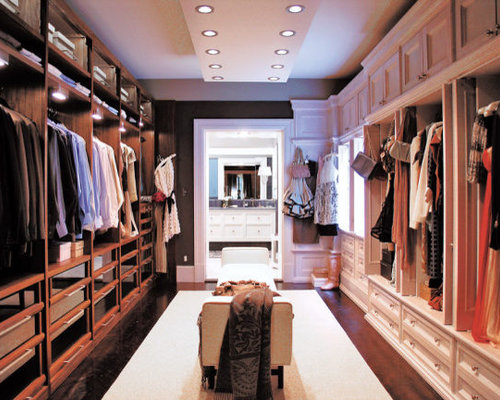 His And Hers Closet Houzz