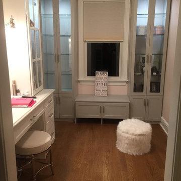 Shabby Chic Dressing Room