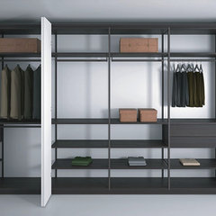 modern closet by AFFurniture Inc.