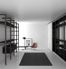 contemporary closet by AFFurniture Inc.