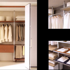 Modern Closet by AFFurniture & Door Hardware