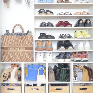 Shoe & Bag Closet