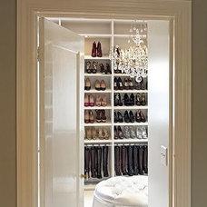 Modern Closet Shoe Closet