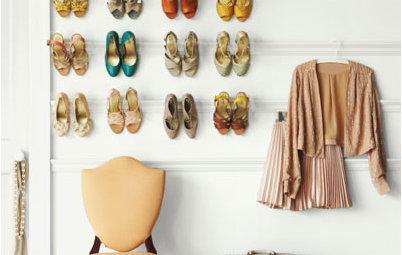 Scarpe a Vista: Come Valorizzare la Nostra Collezione Dentro Casa