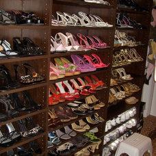 Traditional Closet by Artisan Closets and Trim Inc