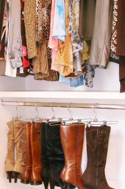 Closet Shoes Storage