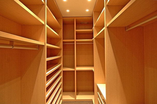 Contemporary Closet by Palumbo Design
