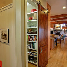 Traditional Closet by Barley Pfeiffer Architecture