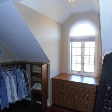 Slanted/Sloped Ceilings