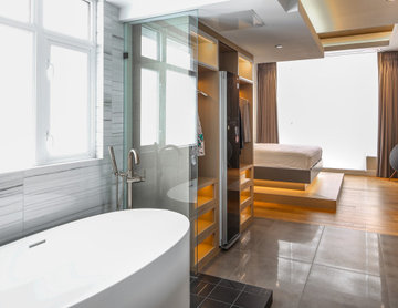 Sleek Penthouse - Ensuite / WIC / Master bedroom