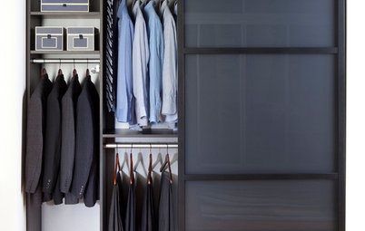 Встроенный шкаф: О чем нужно подумать, прежде чем вызвать замерщика