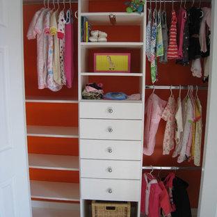 Exempel på en garderob