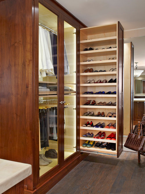 Small Apartment Closet - TheApartment