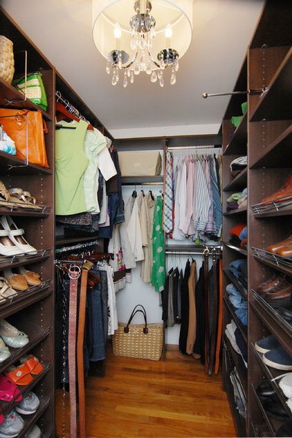 Contemporary Closet by Closet America