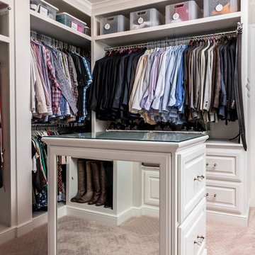 Sophisticated Master Suite and Laundry Addition