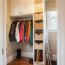 Traditional Closet by Dawn Willis, AKBD- Great Spaces Inc.