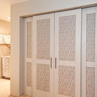 Inspiration for a southwestern closet remodel in Albuquerque