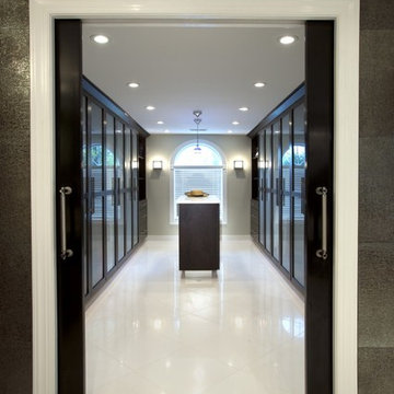 Spa Treatment at Home with Stunning Bath and Walk-in Closet