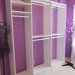 Spare Bedroom Closet Conversion